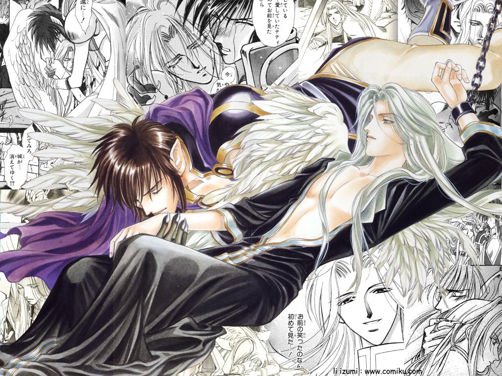Géneros de anime Zetsuai(1024x768)