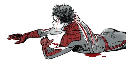 Higogo Spider Man Fanart